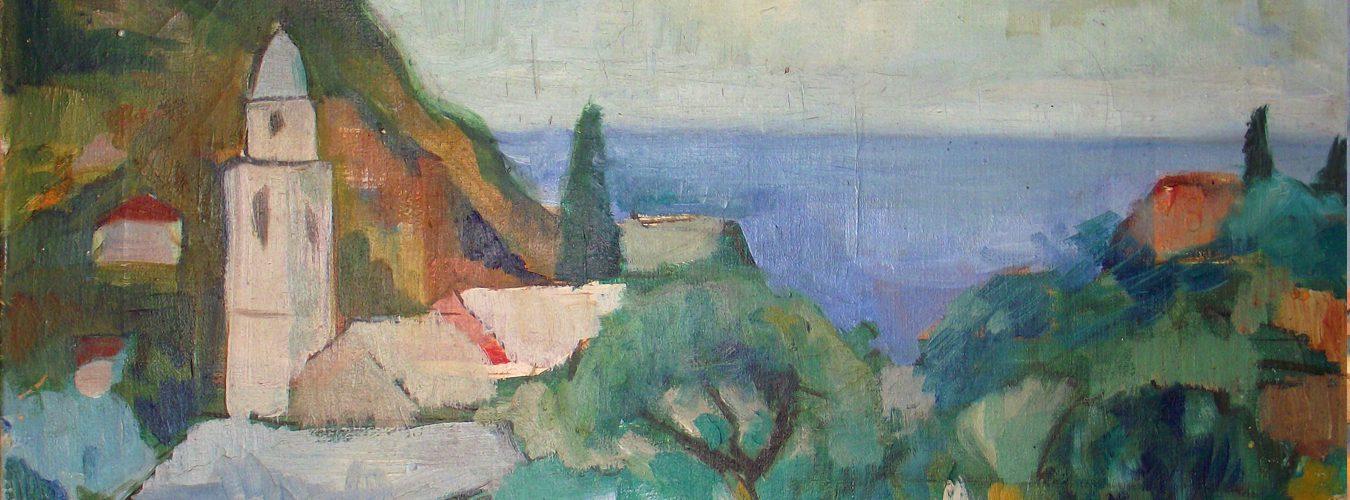 Oreste Carpi Liguria
